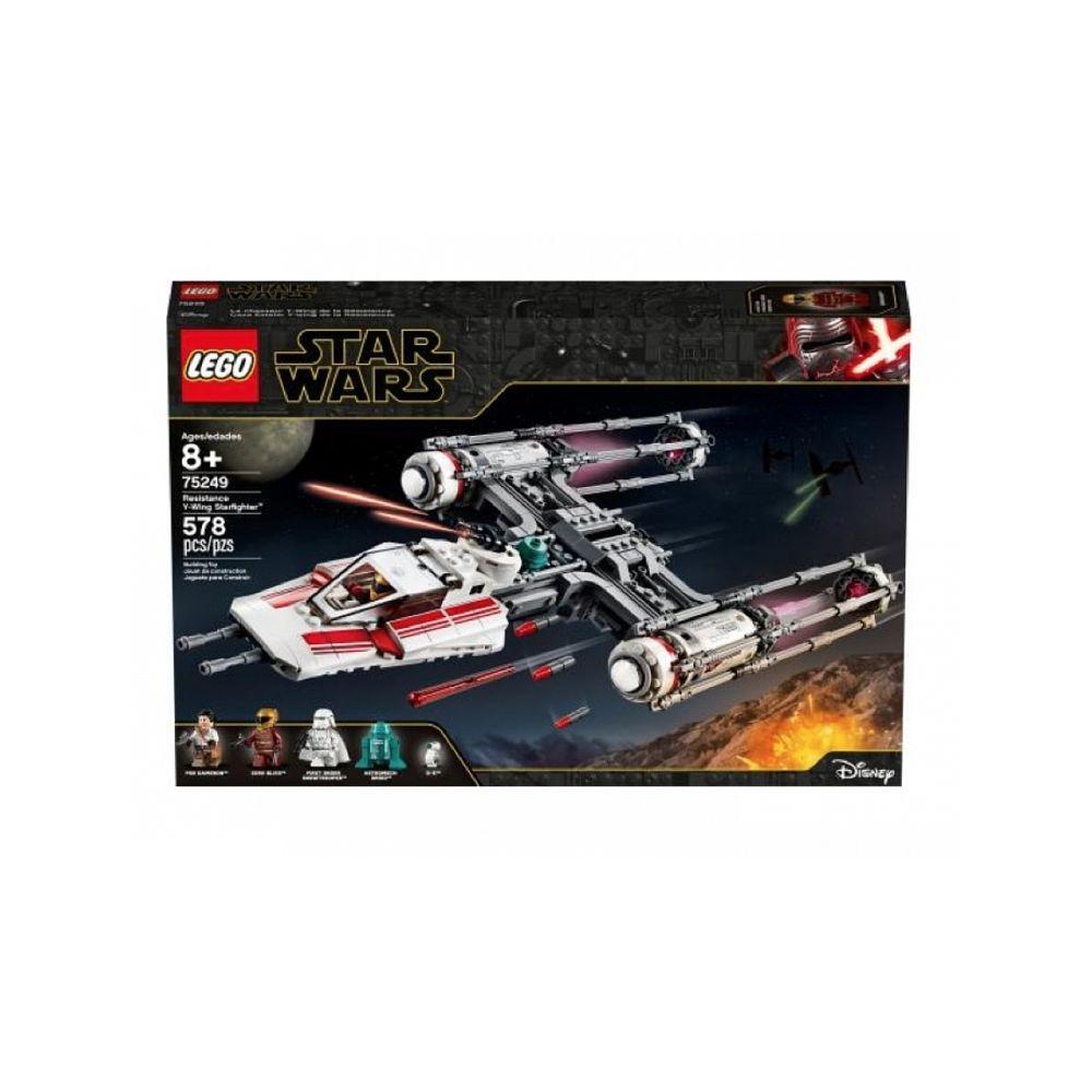 Lego 75249 Y Wing Starfighter de la Resistance LEGO Star Wars