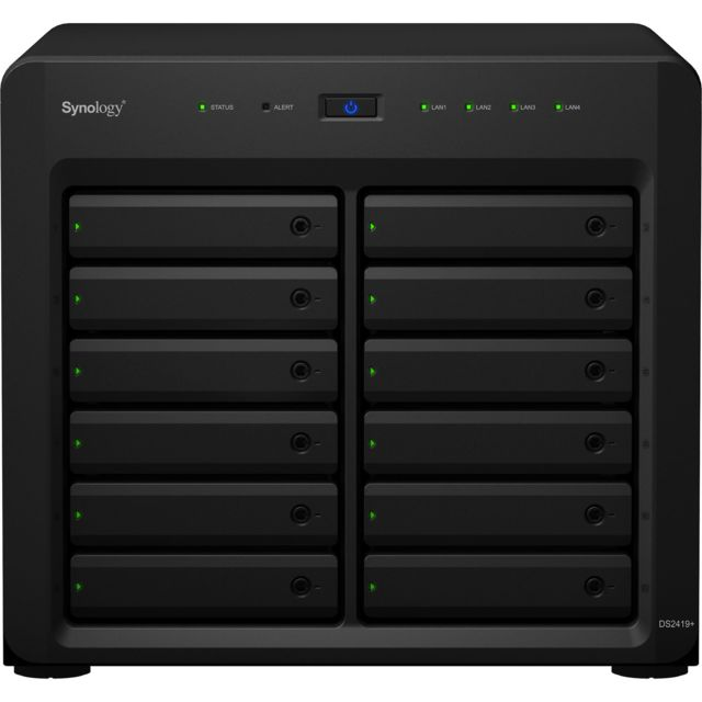 Synology - SYNOLOGY DiskStation DS2419+ - Synology