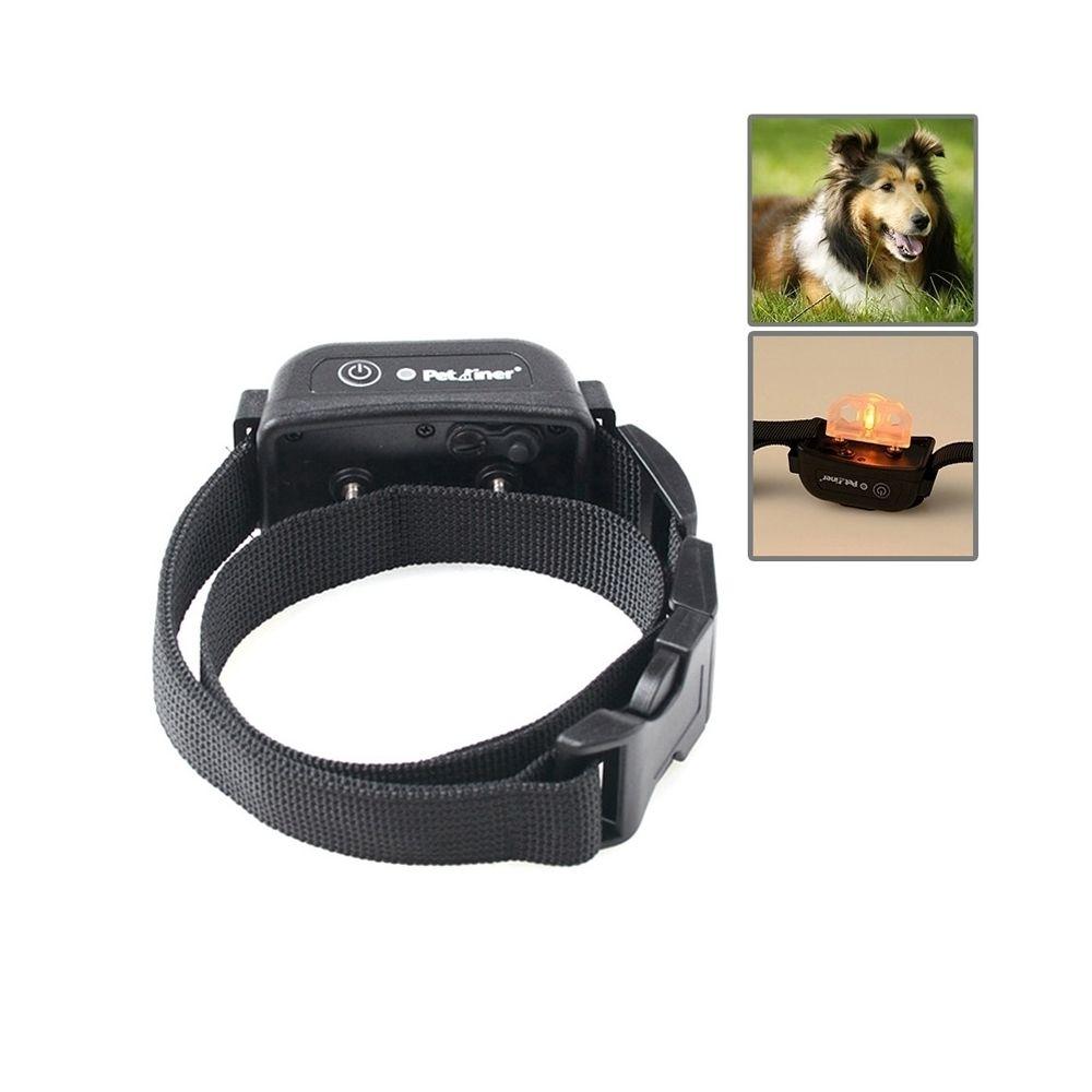 Wewoo Accessoire de dressage pour chiens de 1 à 2 000 m avec collier récepteur rechargeable et imperméable Système d'entraînem