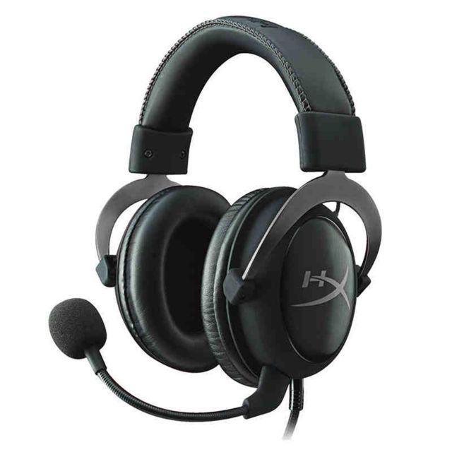 Generic - Kingston HyperX Cloud II Casque de jeu professionnel Esport 7.1 Son ambiophonique virtuel Suppression du bruit pour écouteurs PC e - Clavier