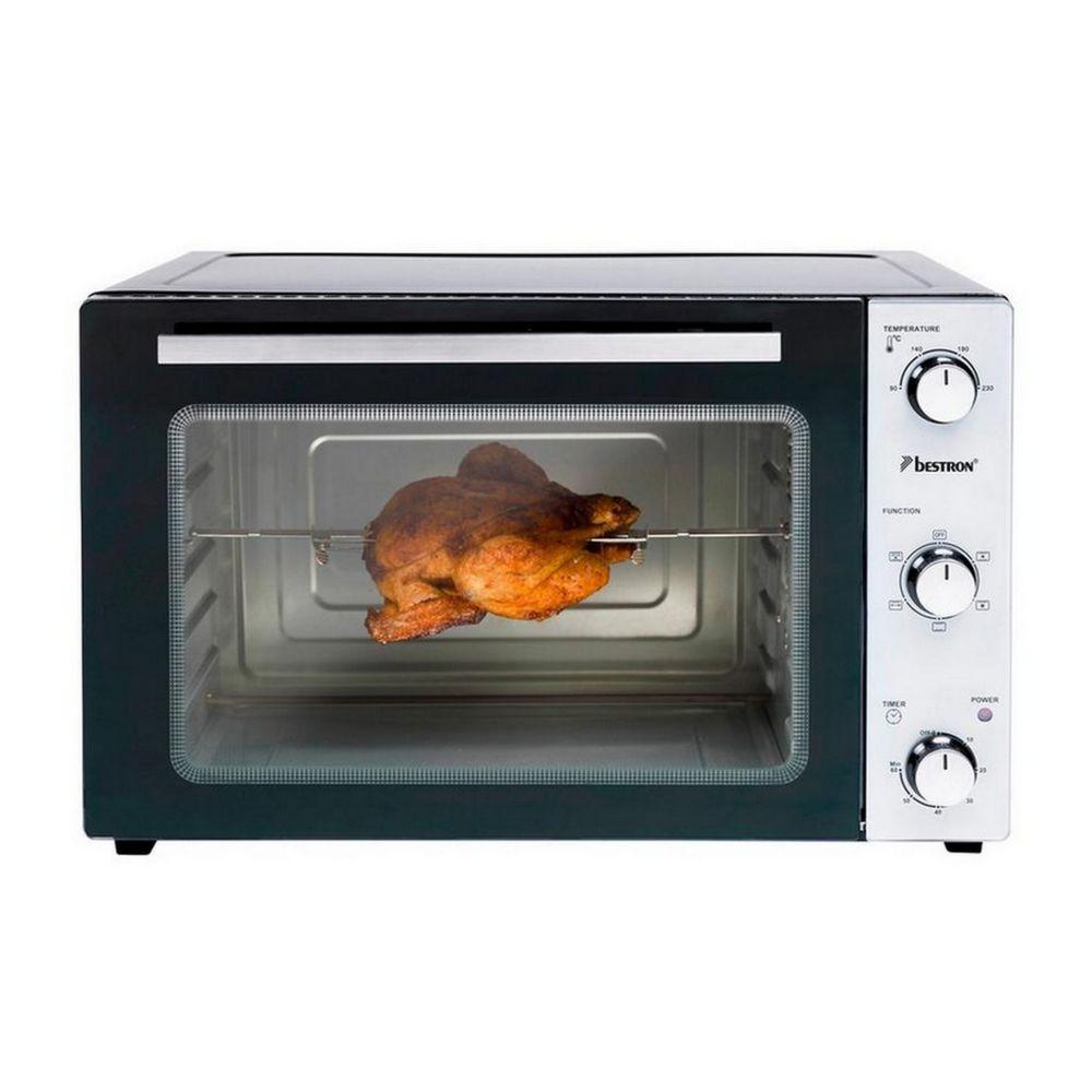 Bestron bestron - four grill 55l 2000w noir/inox - aov55
