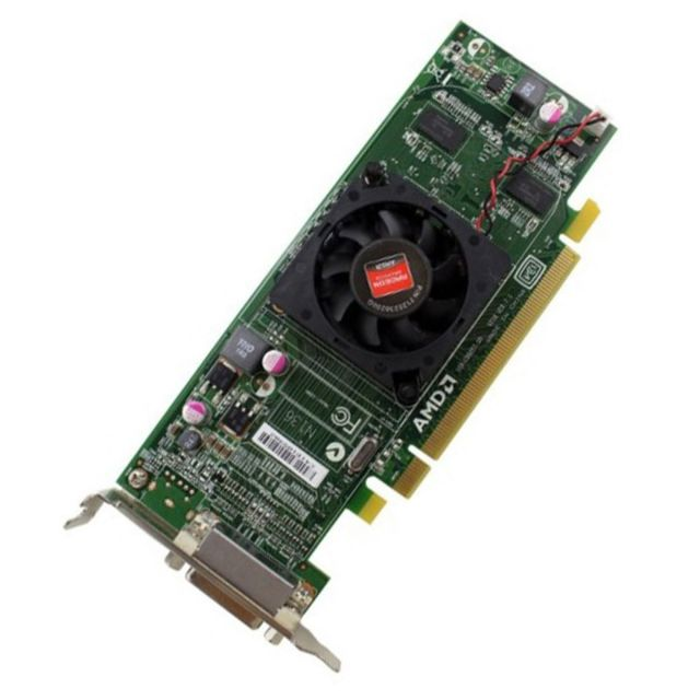 Amd - Carte AMD Radeon HD6350 109-C09057-00 V218 01CX3M 512Mo PCI-e DMS-59 Low Profile - Carte Graphique AMD