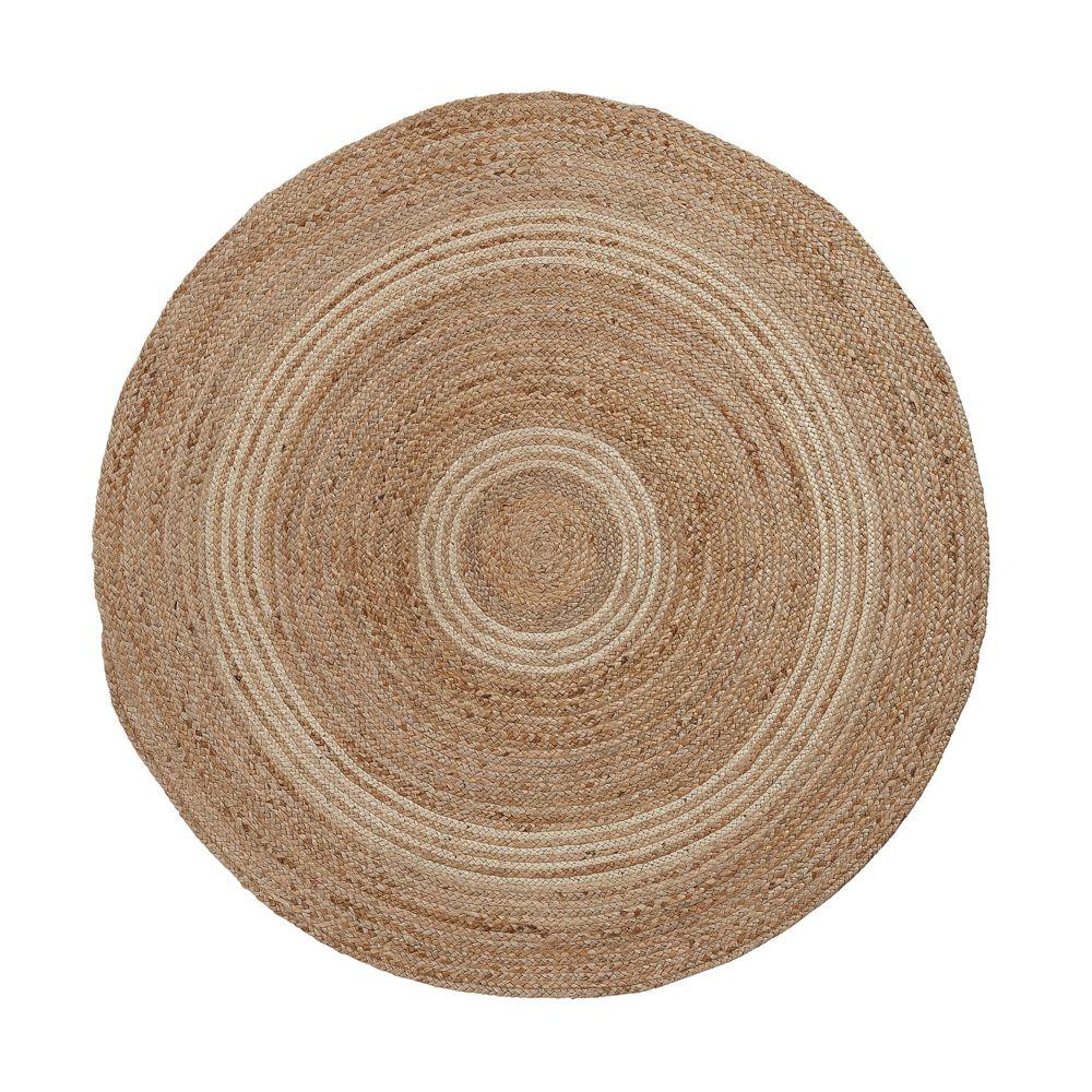 Kavehome Tapis Saht 150 cm, naturel