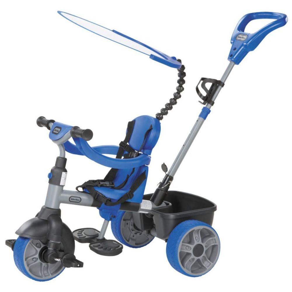 Little Tikes Little Tikes Tricycle 4 en 1 bleu