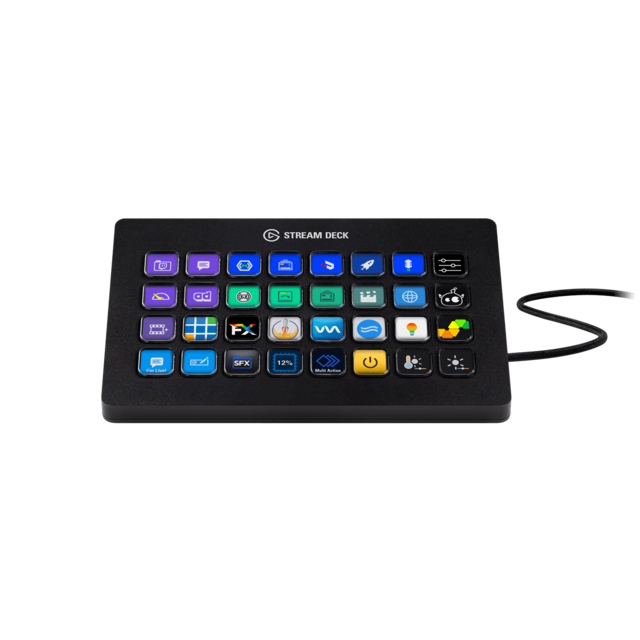 Elgato - Stream Deck XL - Matériel Streaming