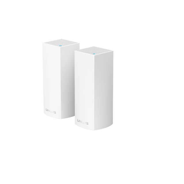 Linksys - Routeur Wifi AC 2200 Mbps multiroom - pack de 2 bornes - Linksys