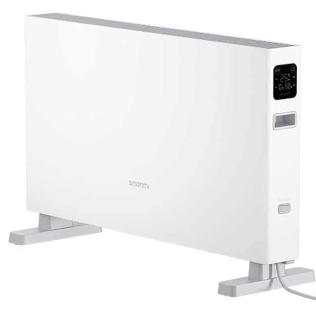 XIAOMI - Mi Smart Space Heater 1S - Blanc - Radiateur soufflant