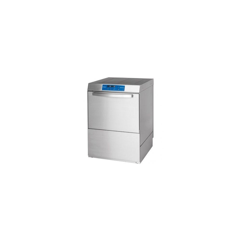 Materiel Chr Pro Lave vaisselle Inox Triphasé avec pompe de vidange - Stalgast - 400V triphase