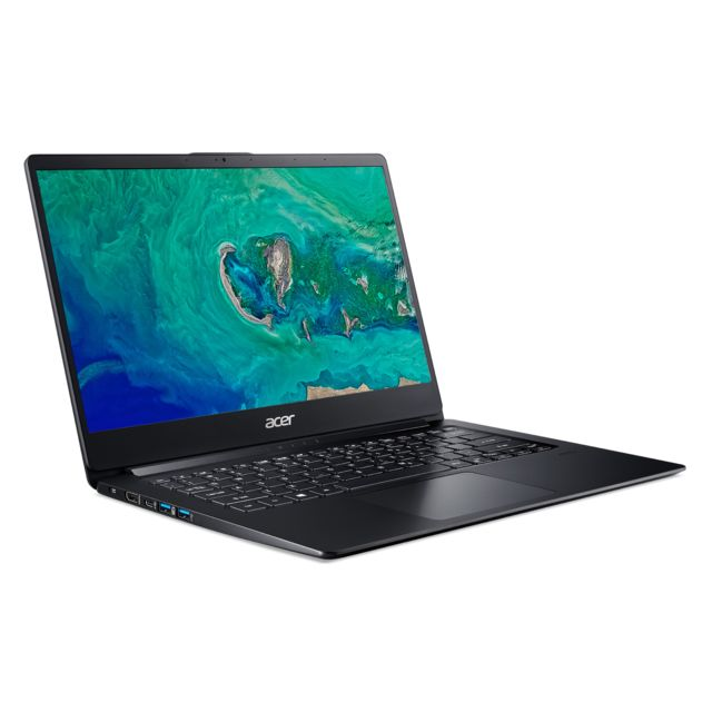 Acer - Swift 1 SF114-32-P8FR - Noir - PC Portable