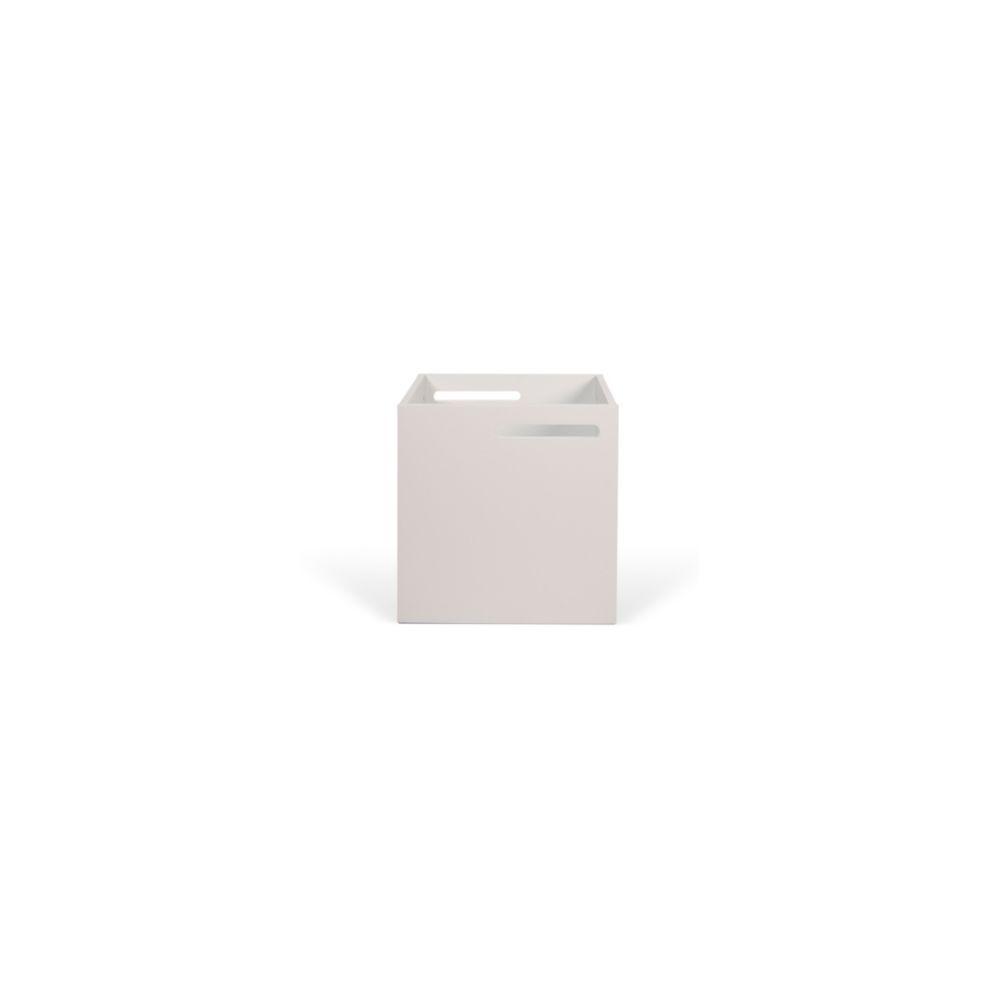 Camif Cube de rangement Texas Gris