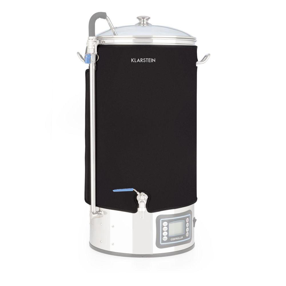 Klarstein Klarstein Mundschenk XXL Cuve 50 litres pour brassage de bière maison - Gaine is