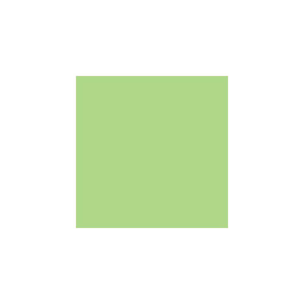 Adzif Biz Rouleau adhésif - Papier peint autocollant Aspect Satiné Vert Nénuphar (17 m x 61,5 cm)