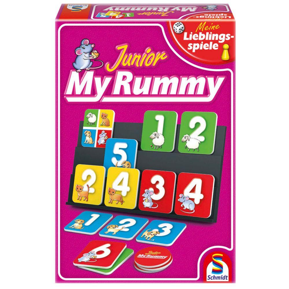 Asmodee My Rummy Junior