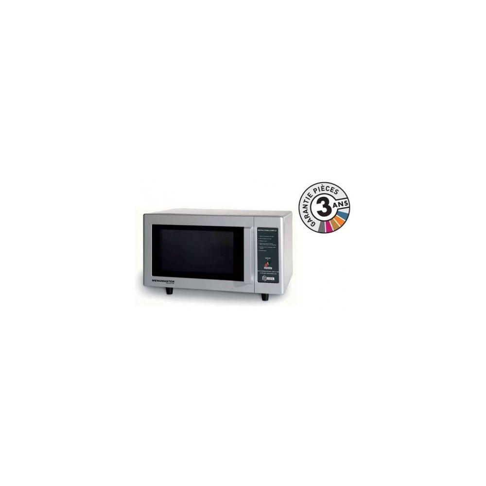 Menumaster Four micro-onde cafétéria professionnel - 23 L - 1000 W - RMS510DSELF - Menumaster -