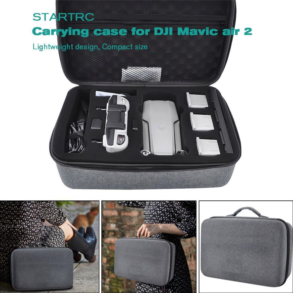 Generic Sac à bandoulière de voyage portable sac de transport de stockage de protection pour DJI Mavic AIR 2