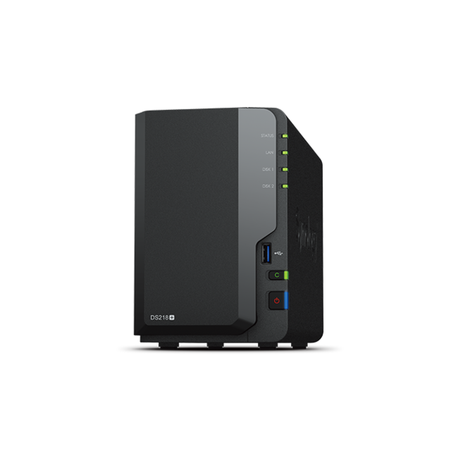 Synology - DS218+ - 2 baies Synology   - NAS