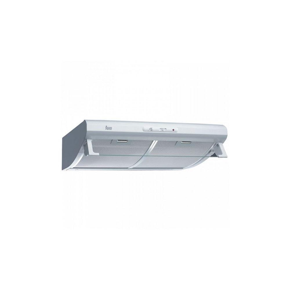 Teka Hotte standard Teka C6420W 60 cm 375 m3/h 73 dB 316W Blanc Acier inoxydable