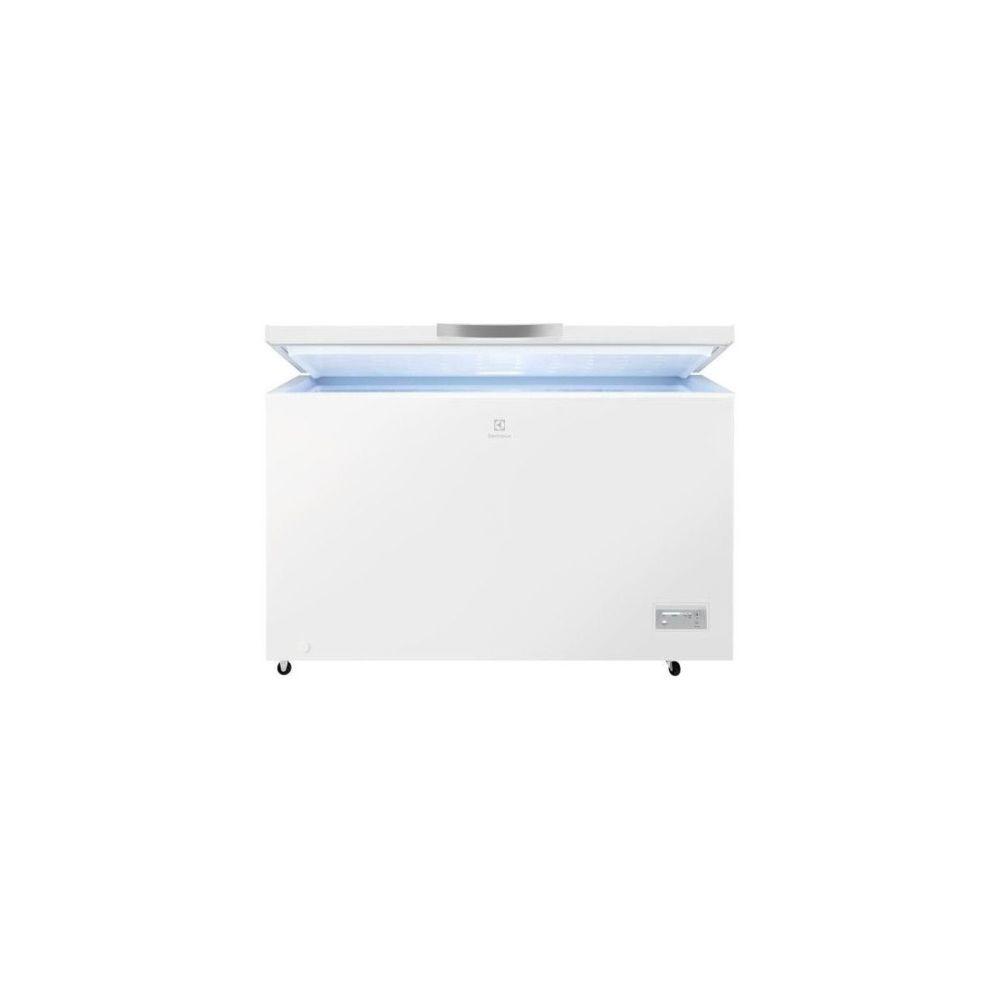 Electrolux Congélateur Coffre - Volume Net Total (litre):371 - Classe D`énergie:a+ Electrolux - Lcb3lf38w0