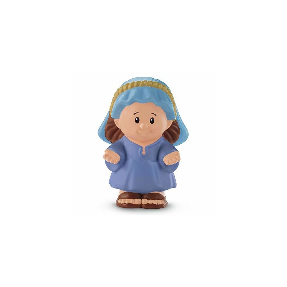Little People Fisher Price Little People Nativity Bible Story Holy Mother Mary Replacement Figure NEW STYLE 2013