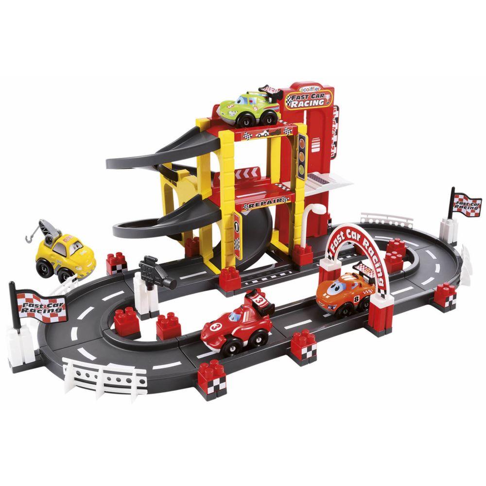 Ecoiffier Circuit garage F1 - Abrick - 3042