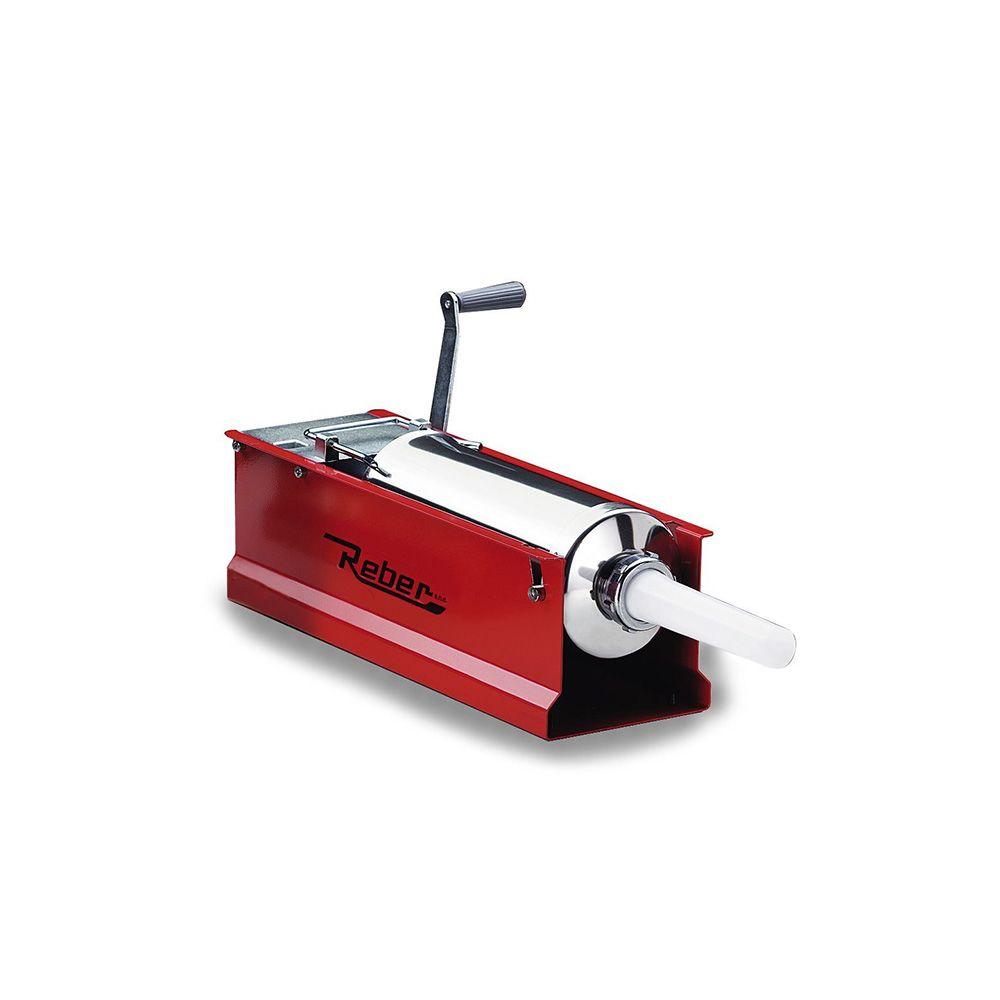 Reber reber - ensacheuse acier verni horizontal 5kg rouge - 8950n