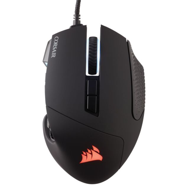 Corsair - SCIMITAR RGB ELITE - Souris Gamer