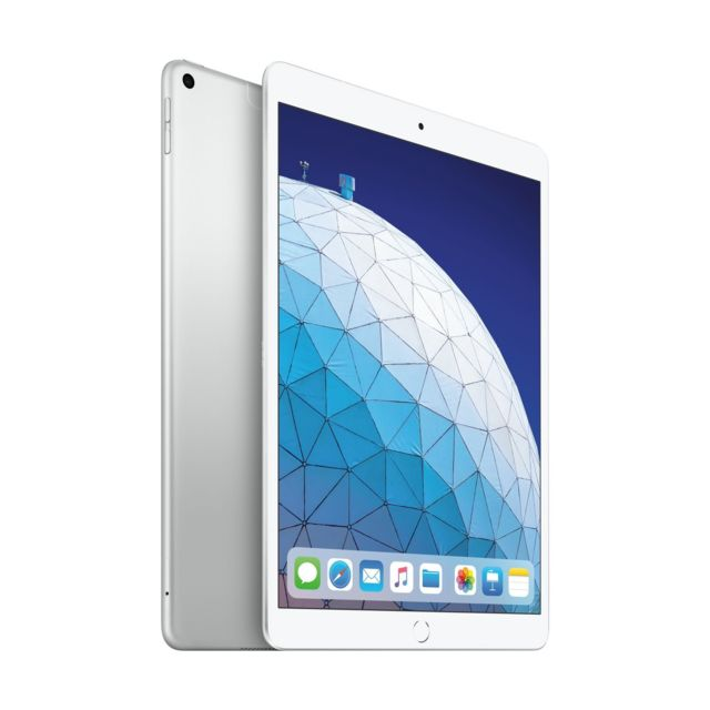 iPad Apple iPad Air 2019 - 64 Go - WiFi + Cellular - MV0E2NF/A - Argent