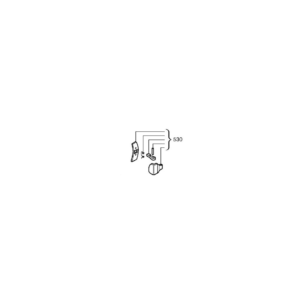 Electrolux KIT POIGNEE D OUVERTURE DE PORTE POUR LAVE LINGE ELECTROLUX - 5026222800