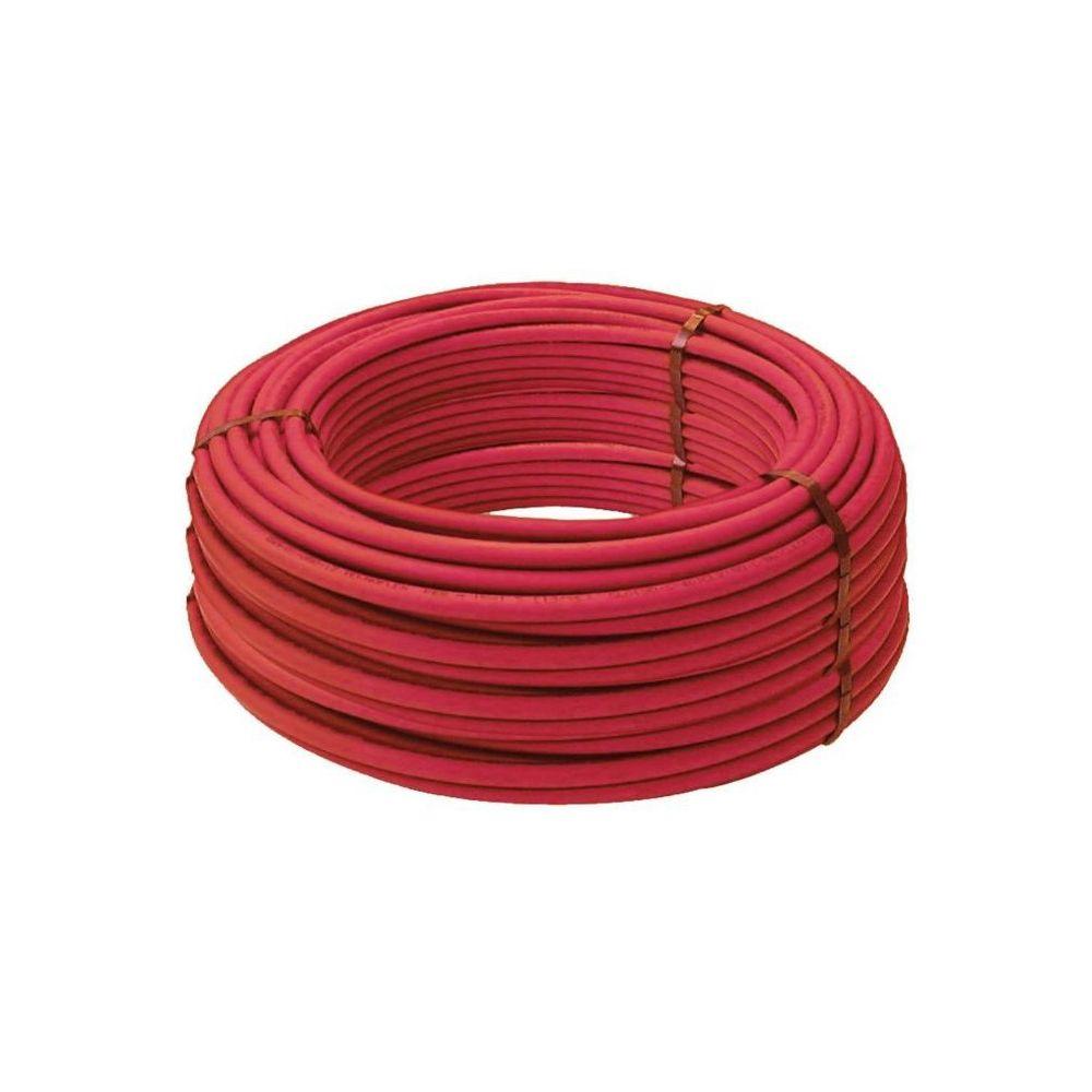 Somatherm SOMATHERM Tube PER AntiOxygene pour Chauffage et Climatisation - Ø20 mm - 120m - Rouge