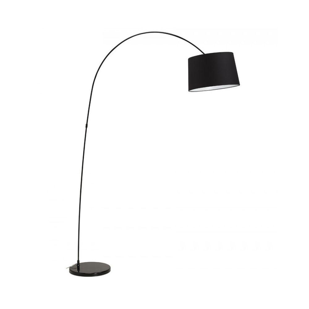 Kokoon Design Lampe de sol design KAISER BLACK 40x133x205 cm