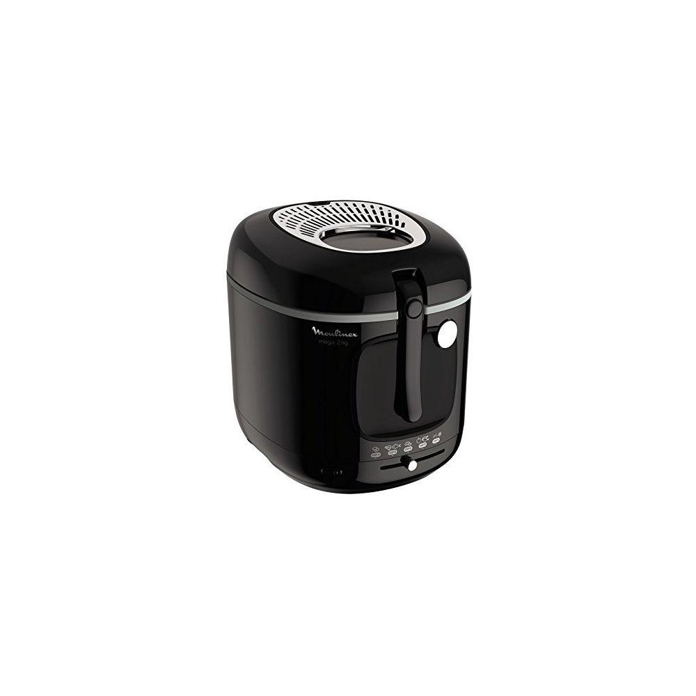 Moulinex friteuse électrique de 2KG 1800W noir