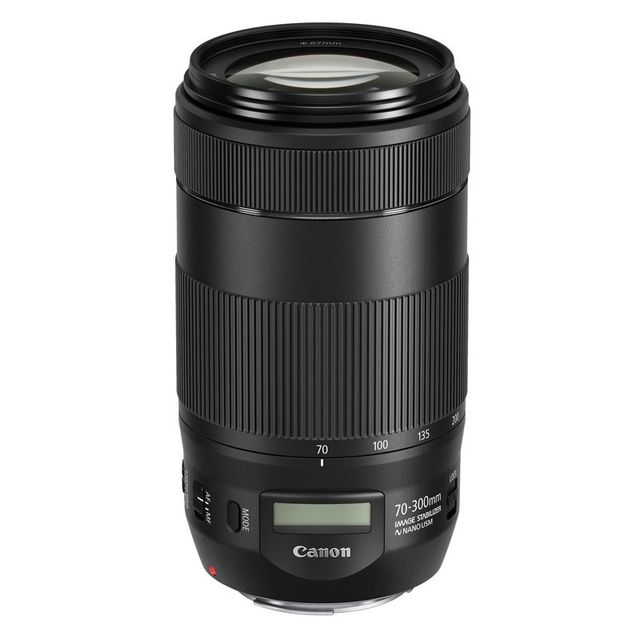Canon -CANON Objectif EF 70-300 mm f/4-5,6 IS II USM Canon  - Objectifs