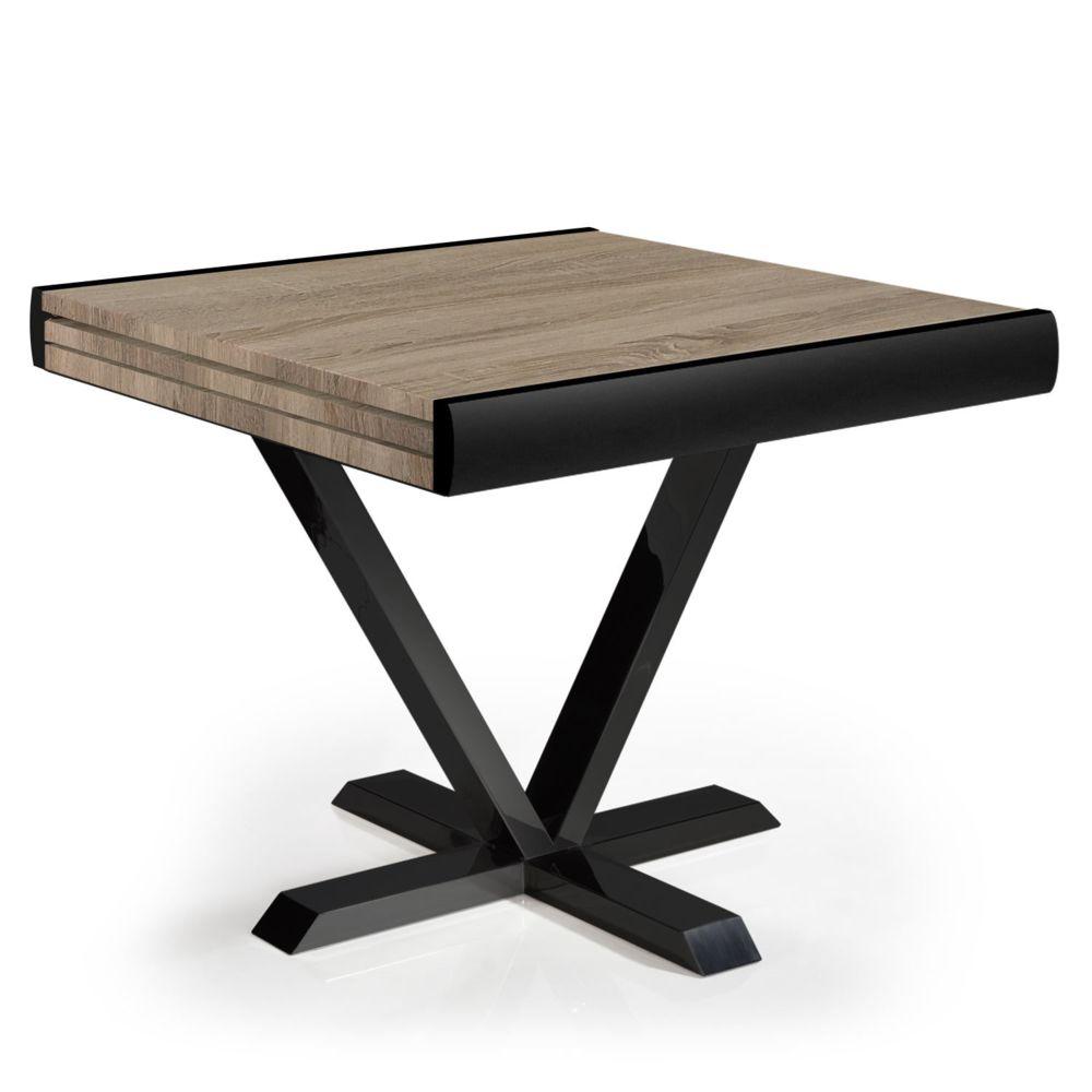 MENZZO Table Newick Chêne clair