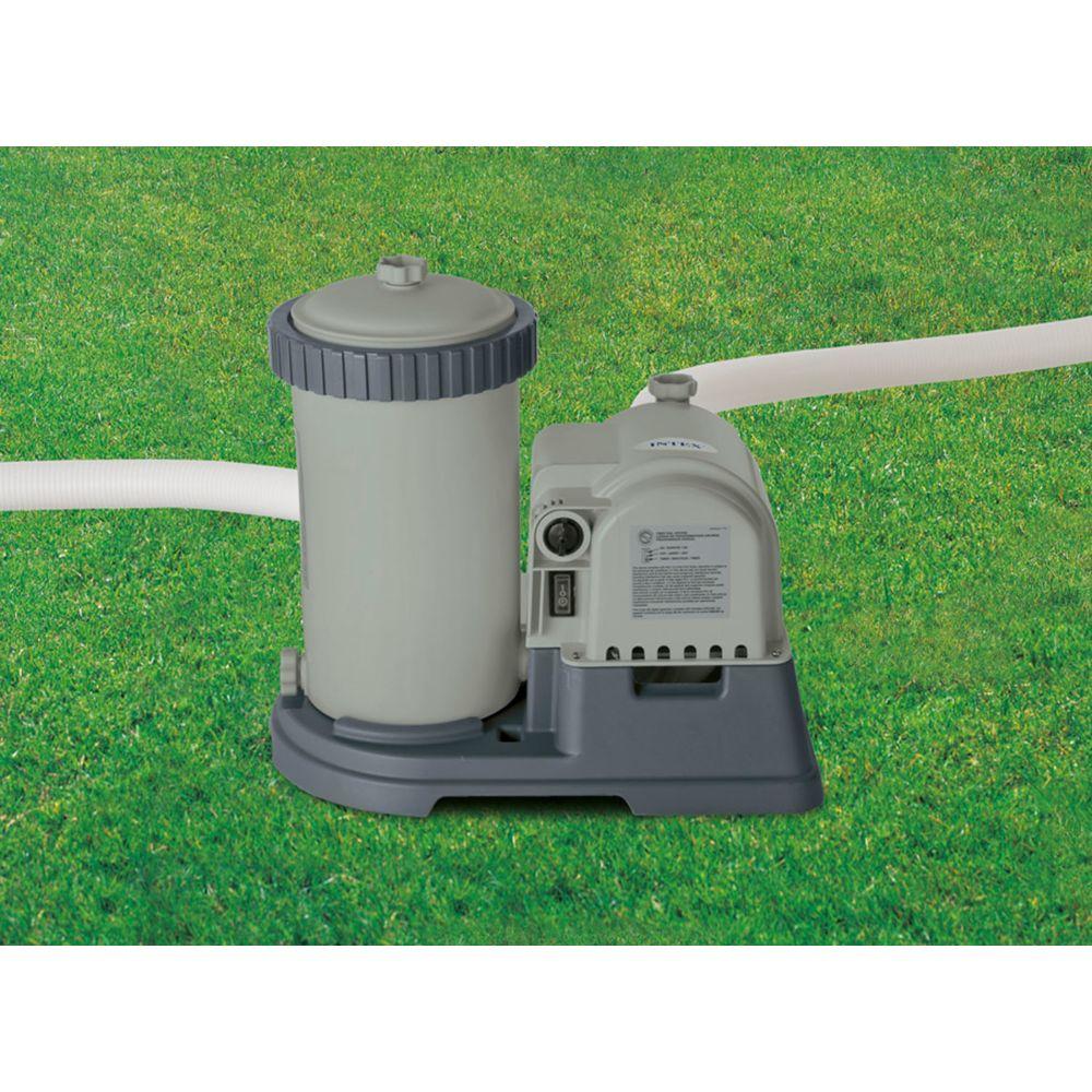 Intex Epurateur à cartouche Intex 9,5 m³/h