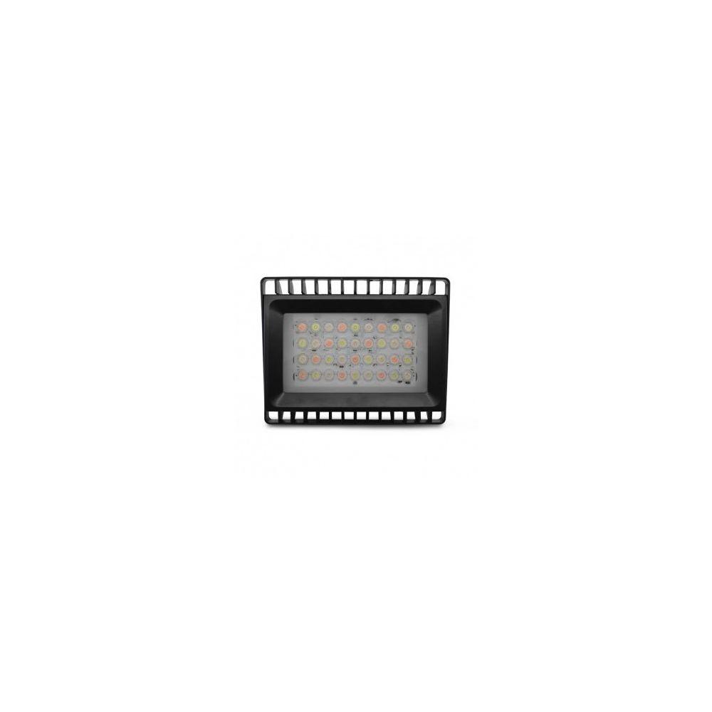 Vision-El Projecteur Extérieur LED Noir 24VDC 36W - RGB - IP65