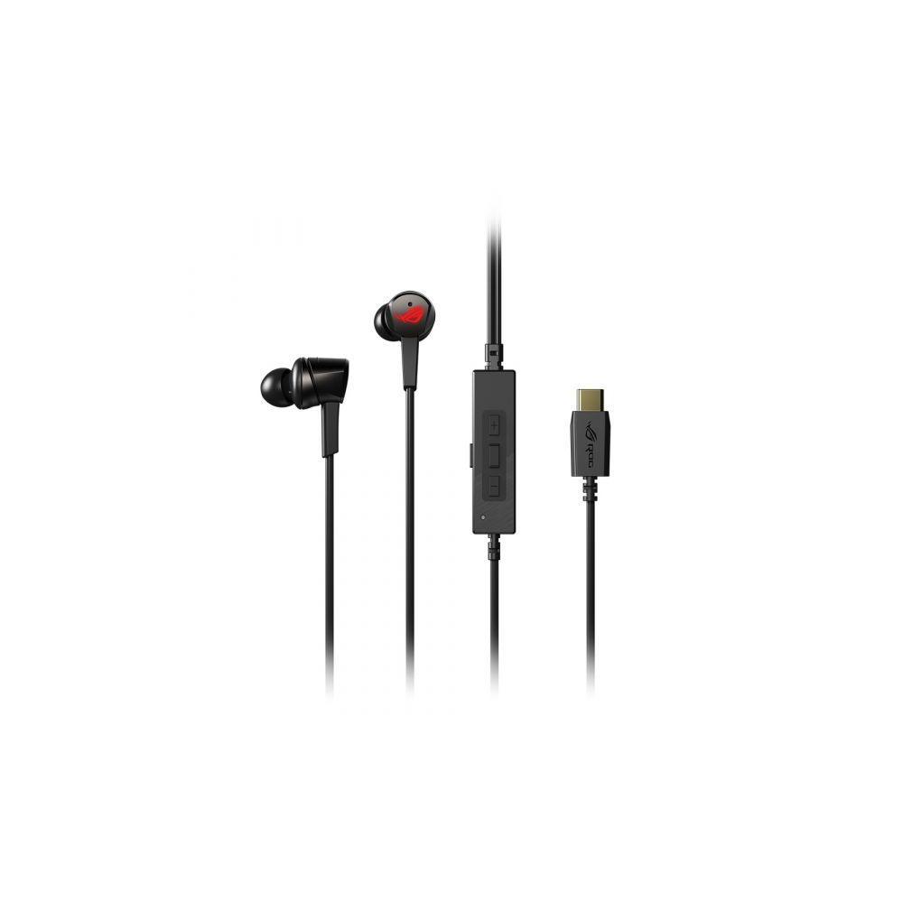 Asus ROG CETRA - Reduction active du bruit - Connecteur USB-C