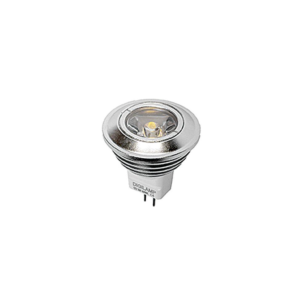 Led-Da Spot LED GU4 2,5W 100Lm 3000K blanc chaud