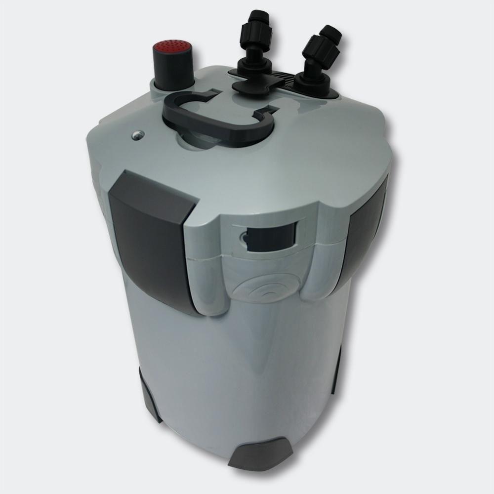 Helloshop26 Pompe filtre aquarium bio extérieur 1 000 litres par heure 9W CUV 4216307