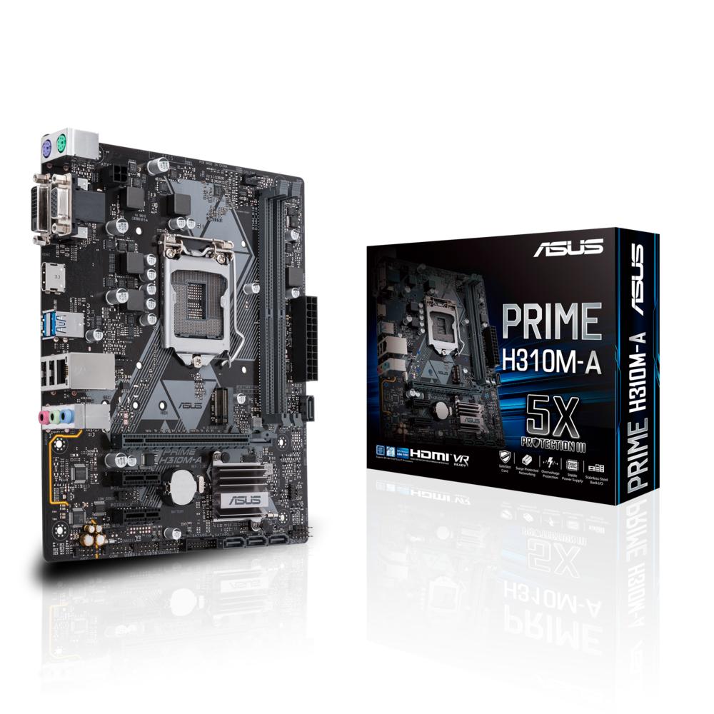 Asus Intel H310 PRIME - Micro-ATX