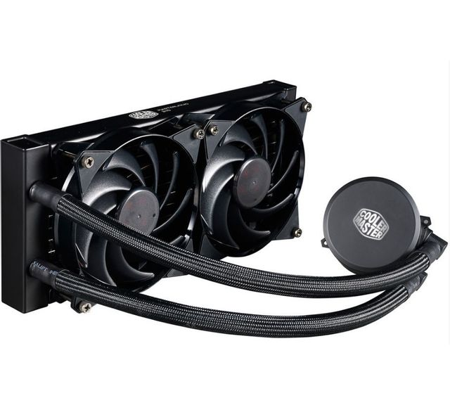 Cooler Master - WaterCooling MasterLiquid 240 - Bonnes affaires Watercooling