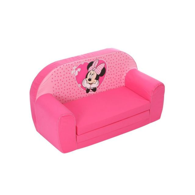Simba - MINNIE Canapé Mousse Sofa - Disney Baby - Salons complets