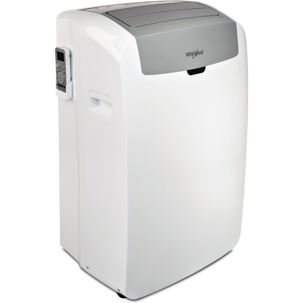 whirlpool Climatiseur mobile PACW212CO Blanc/Gris