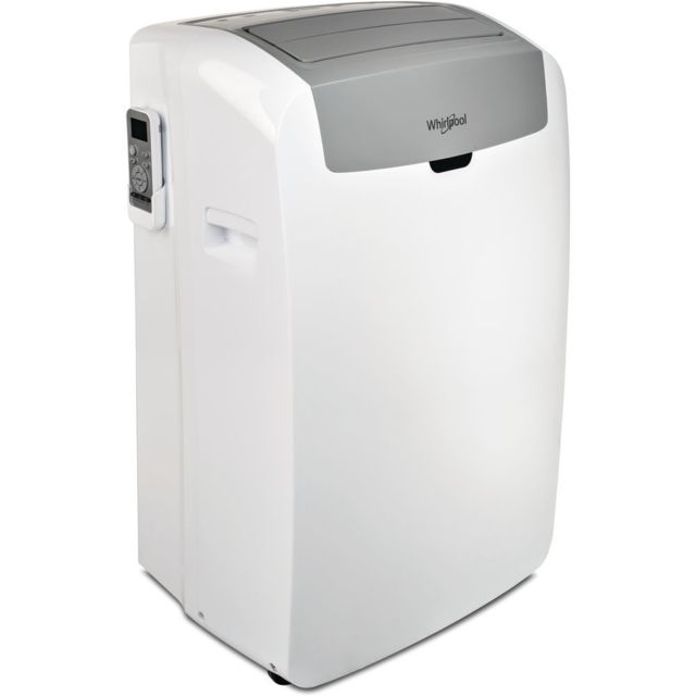 whirlpool - Climatiseur mobile PACW212CO Blanc/Gris whirlpool   - Climatiseur mobile