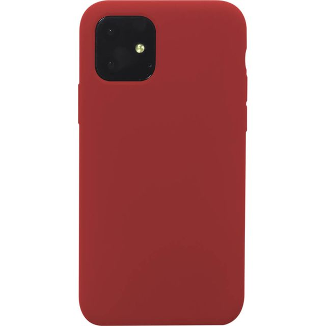 Bigben Connected - BIGBEN CONNECTED COVSOFTIP1961R - Coque Soft Touch iPhone 11 red - Sacoche, Housse et Sac à dos pour ordinateur portable Bigben Connected