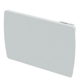 carrera Radiateur inertie à c?ur céramique - Verre blanc -1000W- LCD