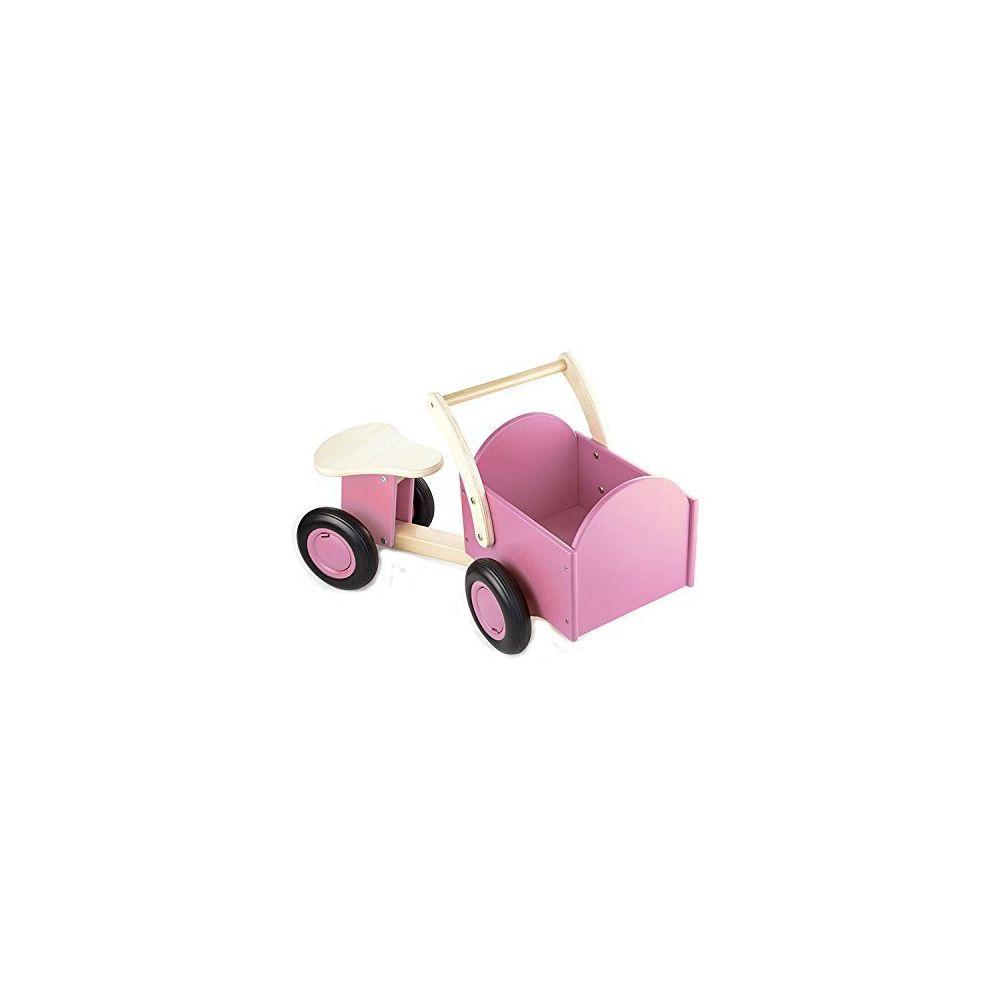 New Classic Toys Porteur rose