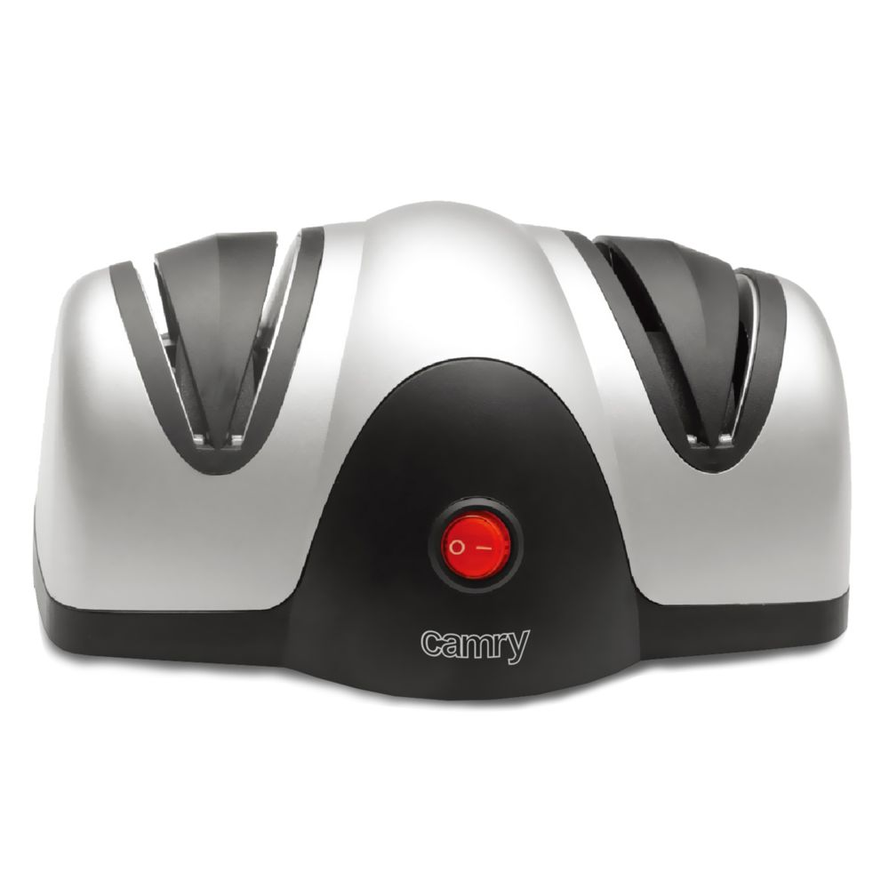 Camry Affûteuse de couteaux électrique professionnelle, guide d'angle 40W Camry CR4469