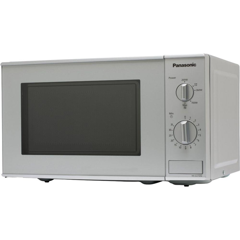 Panasonic Four micro ondes Silver NN-E221MMEPG