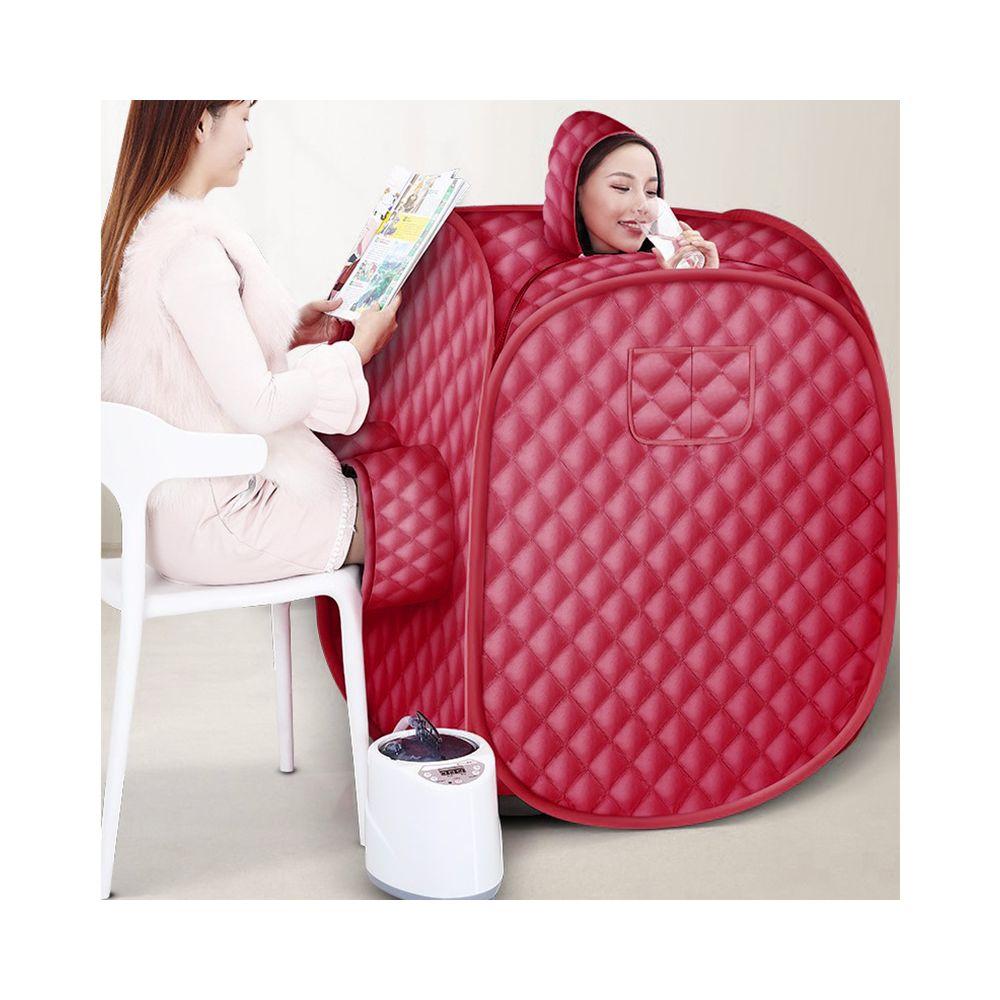 Ltppstore Sauna portable a vapeur spa intererieur pliable Mé