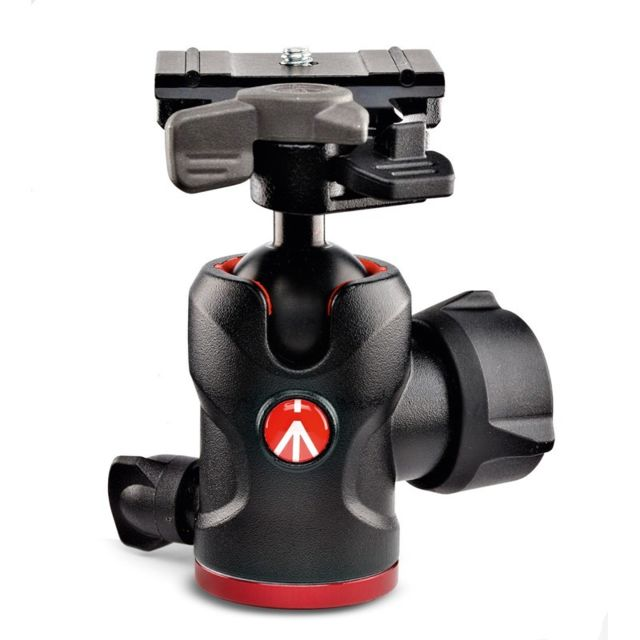 Manfrotto - MANFROTTO MH494-BH Rotule Ball + Plateau 200PL-PRO - Manfrotto